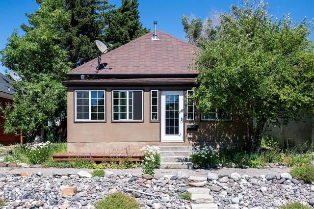 111 S K, Livingston, MT 59047 (MLS #348364) :: Hart Real Estate Solutions