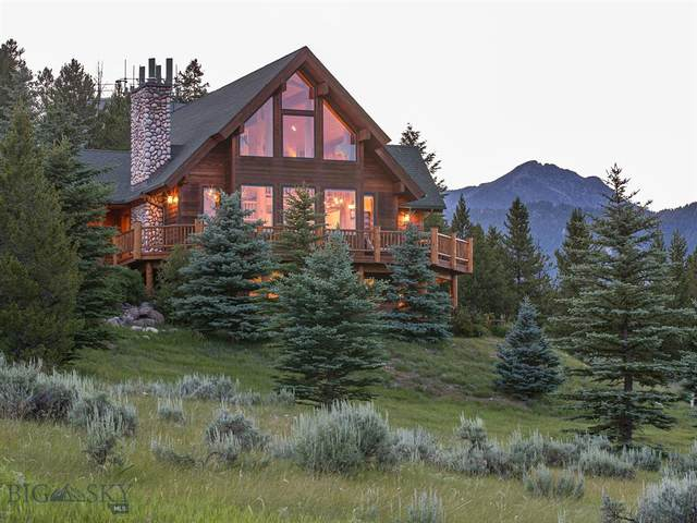 395 Riverview Lane, Big Sky, MT 59730 (MLS #348400) :: Montana Life Real Estate