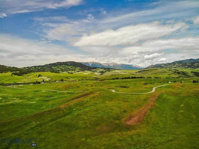 Parcel B-2 Jackson Creek Road, Bozeman, MT 59715 (MLS #348421) :: Black Diamond Montana