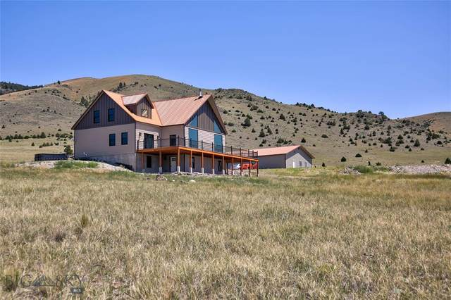 163 Wapiti Road, Whitehall, MT 59759 (MLS #348422) :: Hart Real Estate Solutions