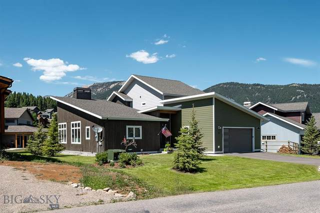 359 Spruce Cone Drive, Big Sky, MT 59716 (MLS #348427) :: Montana Life Real Estate