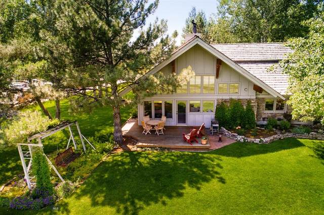 51 Park Plaza Road, Bozeman, MT 59715 (MLS #348458) :: Black Diamond Montana