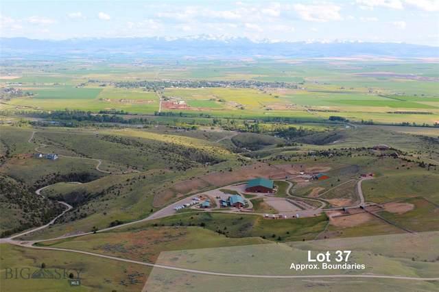 Lot 37 Gallatin River Ranch, Manhattan, MT 59741 (MLS #348480) :: Hart Real Estate Solutions