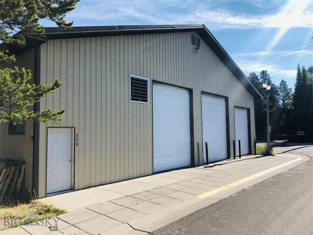 301 Gibbon Avenue, West Yellowstone, MT 59758 (MLS #348482) :: L&K Real Estate