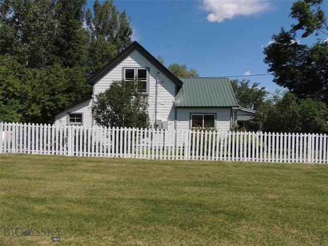 217 Beatrice, Pony, MT 59747 (MLS #348489) :: Black Diamond Montana