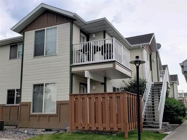 893 Forestglen Avenue 1H, Bozeman, MT 59718 (MLS #348491) :: Hart Real Estate Solutions
