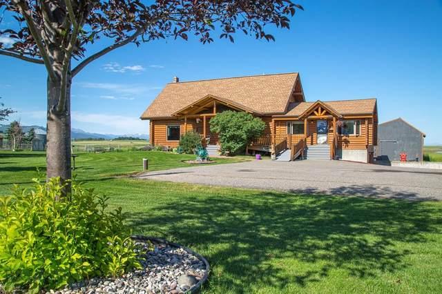 10111 Cottonwood Road, Bozeman, MT 59718 (MLS #348493) :: Hart Real Estate Solutions