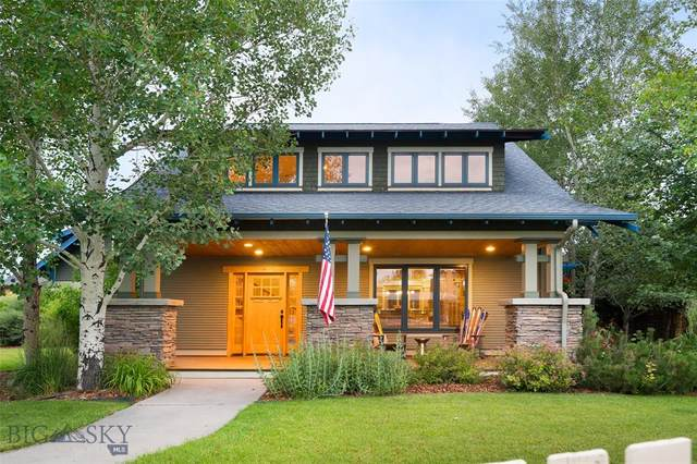 3717 Cottage Lane, Bozeman, MT 59715 (MLS #348498) :: Black Diamond Montana