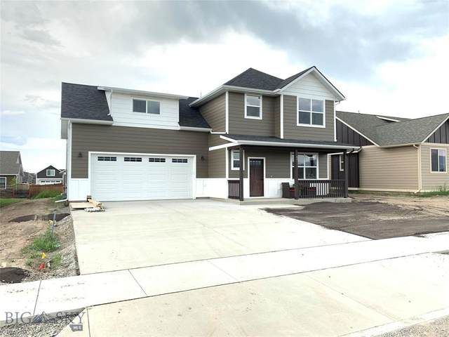 47 Knowles Peak Court, Bozeman, MT 59718 (MLS #348513) :: Hart Real Estate Solutions