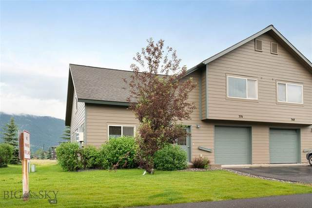 376 Candlelight Meadows Drive, Big Sky, MT 59716 (MLS #348514) :: Hart Real Estate Solutions