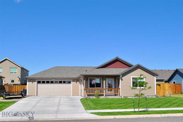 911 Meriwether Dr, Livingston, MT 59047 (MLS #348558) :: Montana Life Real Estate