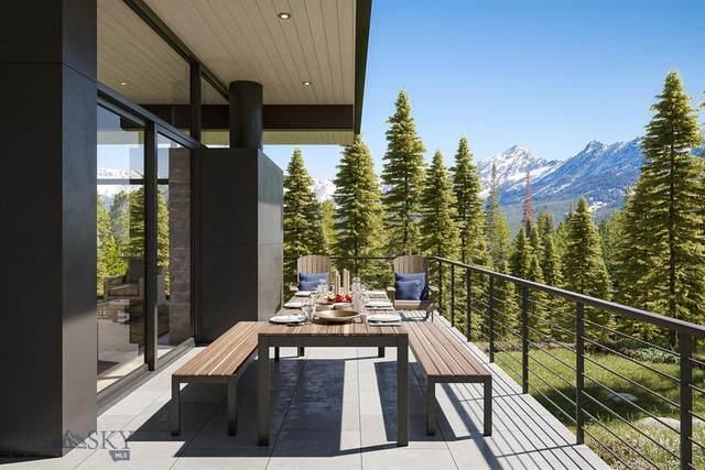 6 Thistle Road, Big Sky, MT 59716 (MLS #348562) :: Hart Real Estate Solutions