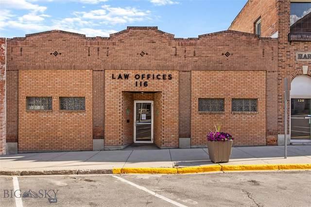 116 W Granite, Butte, MT 59701 (MLS #348571) :: L&K Real Estate