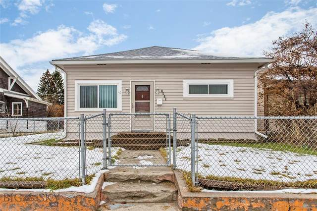 1829 Florida Avenue, Butte, MT 59701 (MLS #348572) :: Hart Real Estate Solutions