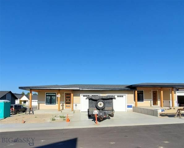 91 Albrey Trail A, Bozeman, MT 59718 (MLS #348580) :: Black Diamond Montana