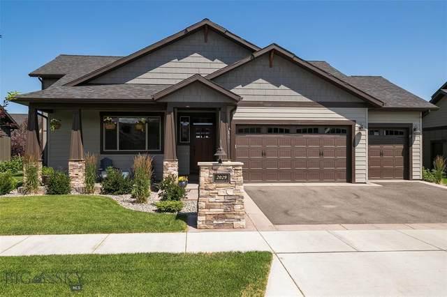 2029 Dennison Lane, Bozeman, MT 59718 (MLS #348584) :: Hart Real Estate Solutions