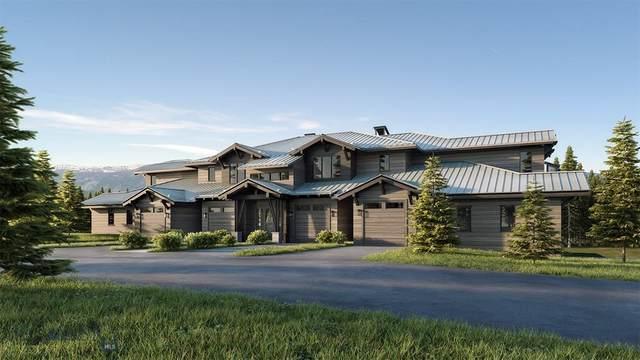 7 Wildwood Road E #13, Big Sky, MT 59716 (MLS #348602) :: Black Diamond Montana