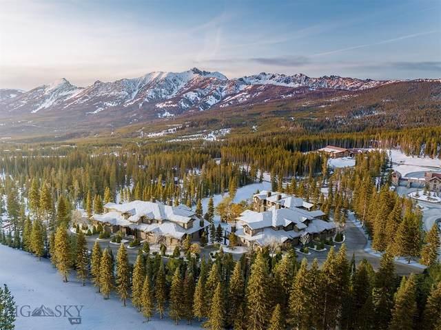 19 Wildwood Road E #18, Big Sky, MT 59716 (MLS #348603) :: Montana Life Real Estate