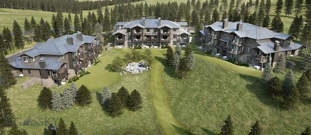 8 Wildwood Road W #6, Big Sky, MT 59716 (MLS #348605) :: Black Diamond Montana