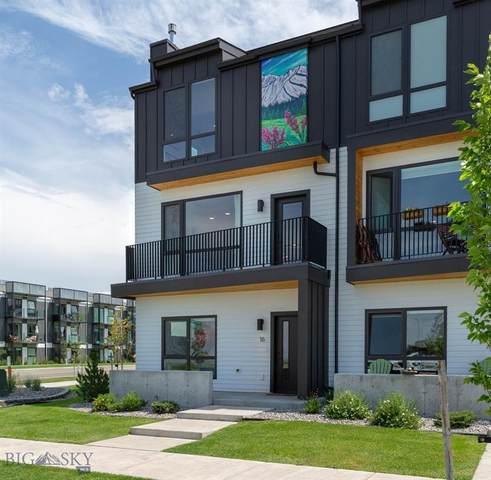 548 Enterprise Boulevard #16, Bozeman, MT 59718 (MLS #348614) :: L&K Real Estate