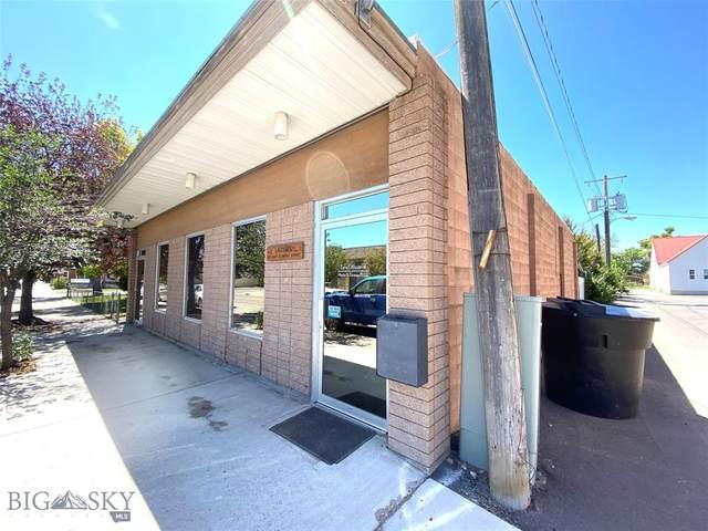 122 E Glendale, Dillon, MT 59725 (MLS #348656) :: Montana Life Real Estate