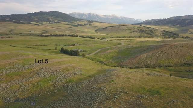 Lot 5 Bridger Vista Drive, Bozeman, MT 59715 (MLS #348664) :: Montana Life Real Estate