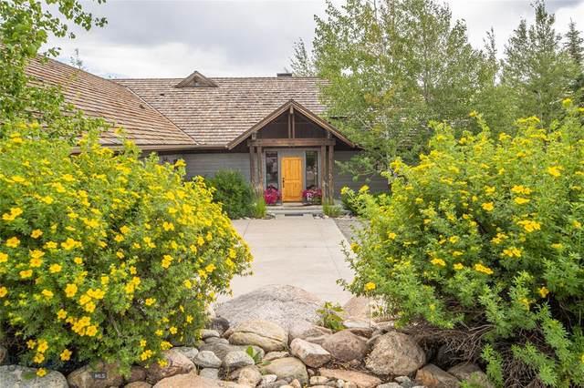52 W Horse Creek Road, Cameron, MT 59720 (MLS #348686) :: Black Diamond Montana