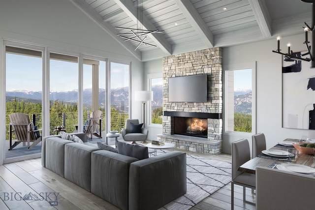 5 Wildwood Road E #12, Big Sky, MT 59716 (MLS #348705) :: Montana Life Real Estate