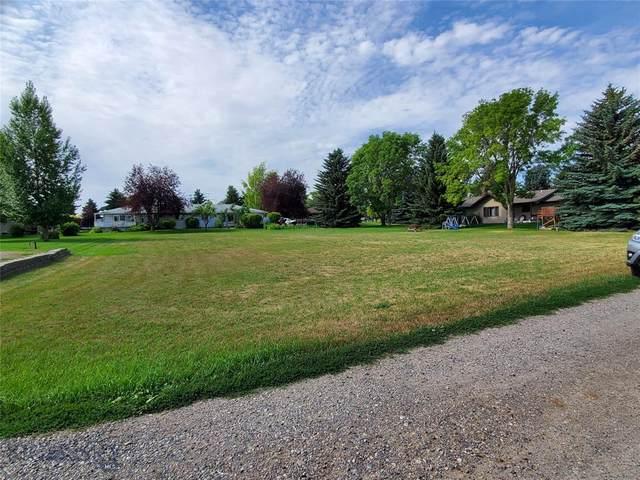 Lot D Benjamin Avenue, Churchill, MT 59741 (MLS #348726) :: Hart Real Estate Solutions