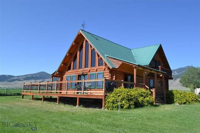 57 Clear Creek Drive, Alder, MT 59710 (MLS #348761) :: Black Diamond Montana