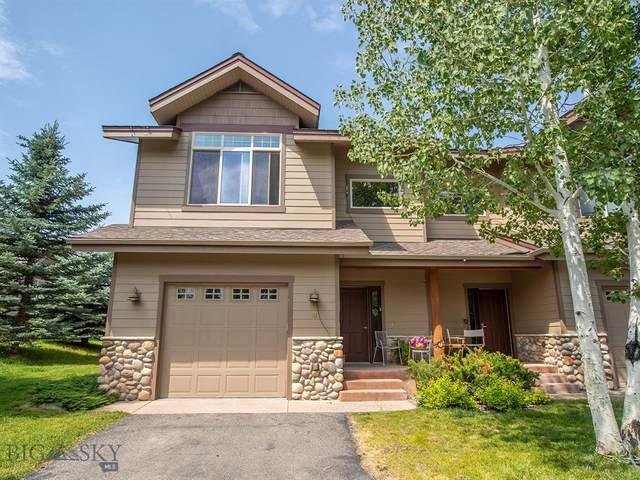 299 Ousel Falls #8, Big Sky, MT 59716 (MLS #348771) :: L&K Real Estate