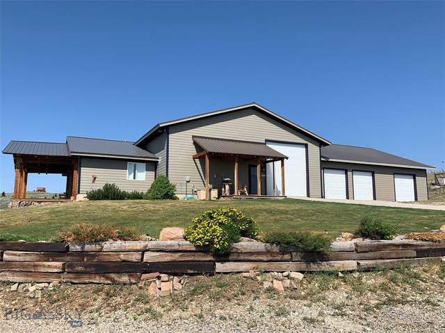 147 Elk Ridge Road, White Sulphur Springs, MT 59645 (MLS #348780) :: Hart Real Estate Solutions