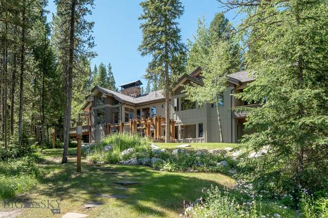 3735 Pinewood Drive, Big Sky, MT 59716 (MLS #348787) :: Coldwell Banker Distinctive Properties