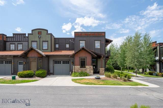 99 Pheasant Tail Lane #3, Big Sky, MT 59716 (MLS #348795) :: Black Diamond Montana