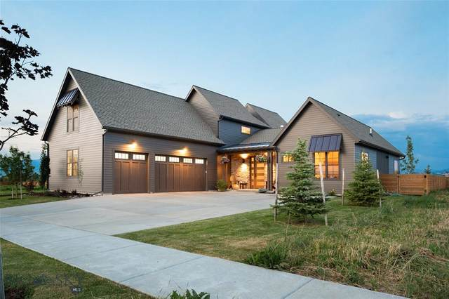 1674 Ryun Sun Way, Bozeman, MT 59718 (MLS #348817) :: Black Diamond Montana