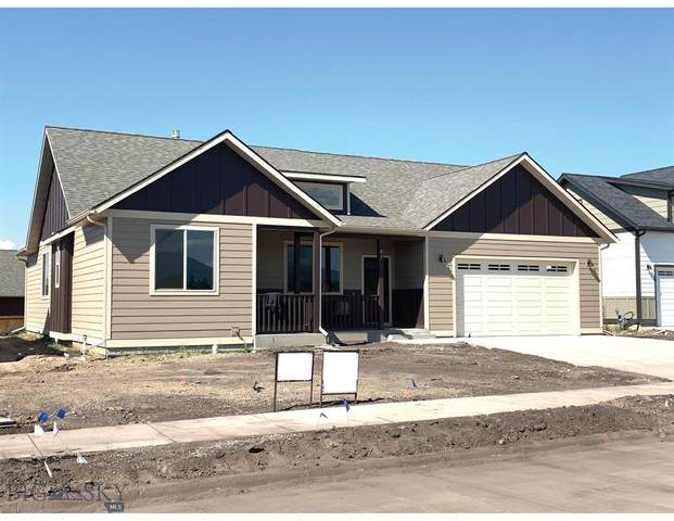 31 Knowles Peak Court, Bozeman, MT 59718 (MLS #348824) :: Black Diamond Montana