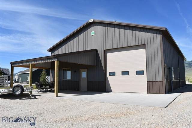 370 Stagecoach, Townsend, MT 59644 (MLS #348833) :: Hart Real Estate Solutions