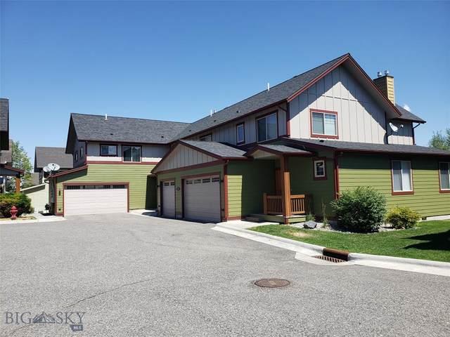 2162 Gallatin Green Boulevard #8, Bozeman, MT 59715 (MLS #348853) :: Hart Real Estate Solutions