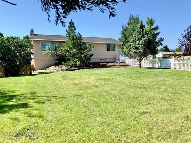 215 W Fagin Street, Ennis, MT 59729 (MLS #348857) :: Hart Real Estate Solutions