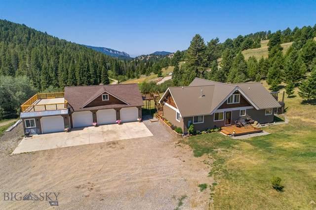 353 Minnie Hall Road, Bozeman, MT 59715 (MLS #348863) :: Hart Real Estate Solutions