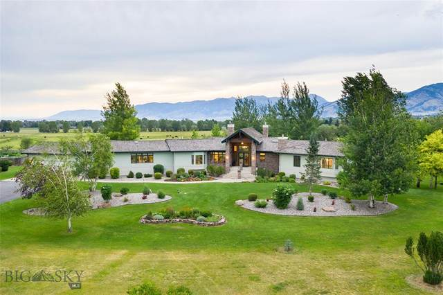 671 Nelson Road, Bozeman, MT 59718 (MLS #348876) :: Montana Life Real Estate