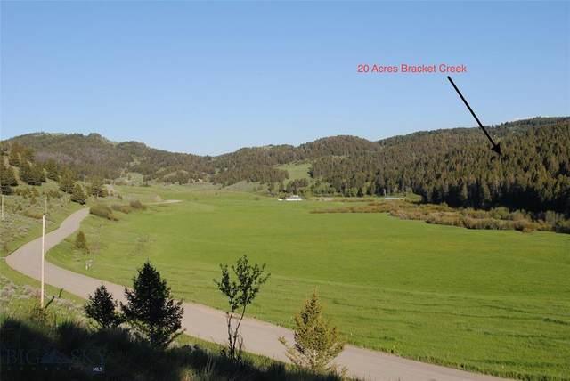 Tract 3A Bracket Creek Road, Bozeman, MT 59715 (MLS #348877) :: Black Diamond Montana