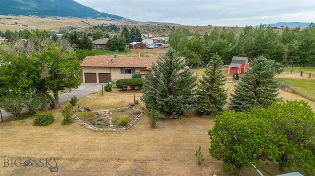 156 Canyon View Drive, Livingston, MT 59047 (MLS #348878) :: Hart Real Estate Solutions