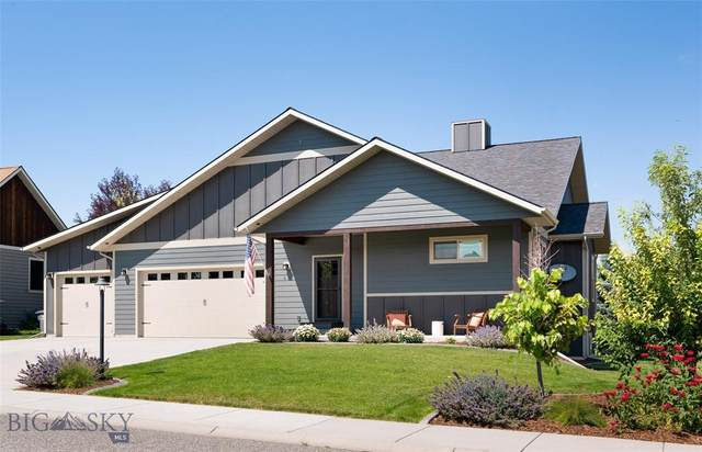 47 Vita Court, Bozeman, MT 59718 (MLS #348881) :: Hart Real Estate Solutions