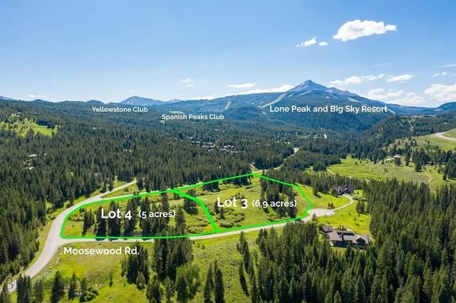 TBD Lot 3 Moosewood Road, Big Sky, MT 59716 (MLS #348886) :: L&K Real Estate