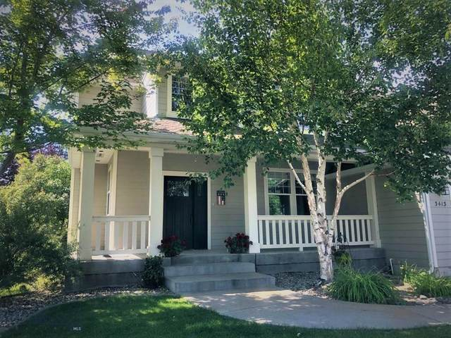 3413 Fieldstone Drive W, Bozeman, MT 59715 (MLS #348893) :: Hart Real Estate Solutions