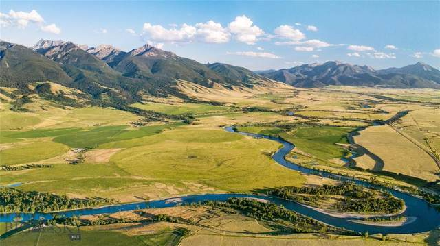 2375 East River Road, Livingston, MT 59047 (MLS #348904) :: L&K Real Estate