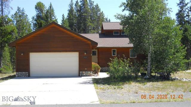 704 Electric Street, West Yellowstone, MT 59758 (MLS #348906) :: Hart Real Estate Solutions