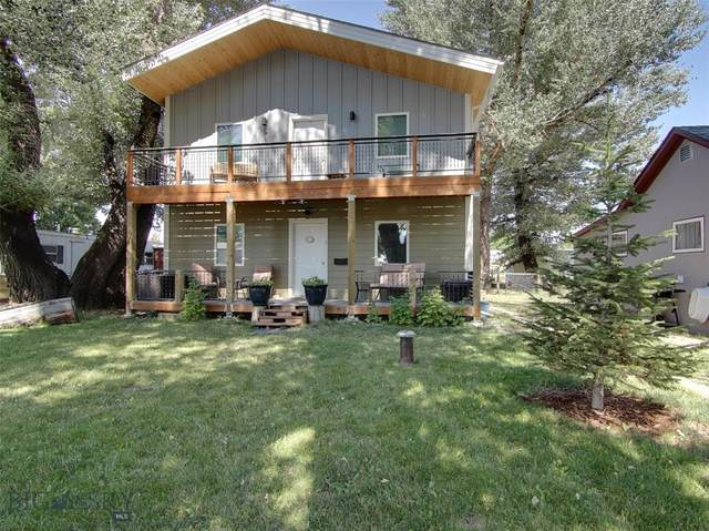 407 1/2 S I, Livingston, MT 59047 (MLS #348909) :: Black Diamond Montana