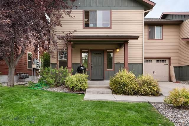 3117 Fen Way A, Bozeman, MT 59715 (MLS #348913) :: Hart Real Estate Solutions